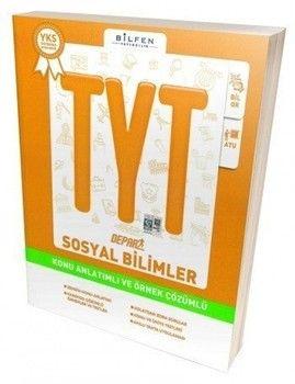 Bilfen Yayınları TYT Sosyal Bilimler Depar Konu Anlatımlı ve Örnek Çözümlü