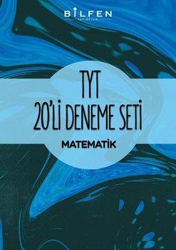 Bilfen Yayınları TYT Matematik 20 li Deneme Seti