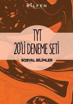 Bilfen Yayınları TYT Sosyal Bilimler 20 li Deneme Seti