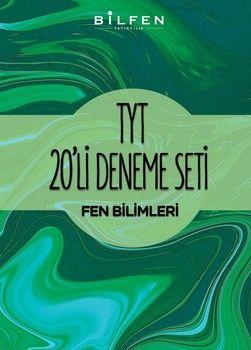 Bilfen Yayınları TYT Fen Bilimleri 20 li Deneme Seti