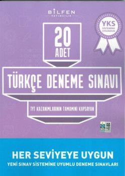 Bilfen Yayınları TYT Türkçe 20 li Deneme Sınavı