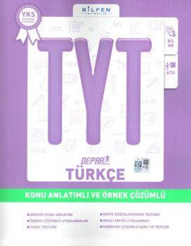 Bilfen Yayınları TYT Depar Türkçe Konu Anlatımlı ve Örnek Çözümlü