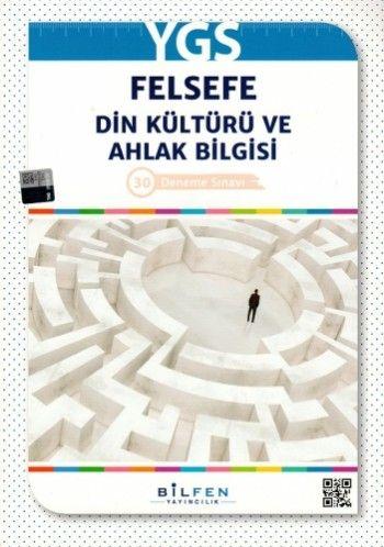Bilfen YGS Felsefe Din Kültürü ve Ahlak Bilgisi 30 Deneme Sınavı