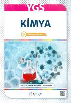 Bilfen YGS Kimya 30 Deneme Sınavı