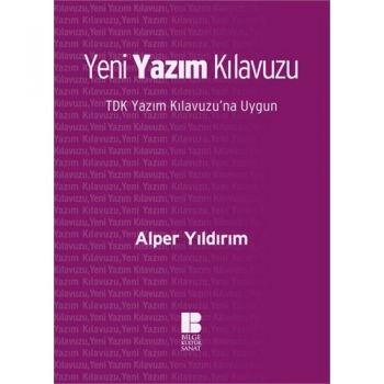 Bilge Kültür Sanat Yayınları TDK Yeni Yazım Kılavuzu