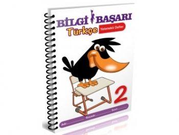 Bilgi Başarı Yayınları 2. Sınıf Türkçe Yetenekli Defter