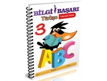 Bilgi Başarı Yayınları 3. Sınıf Türkçe Yetenekli Defter