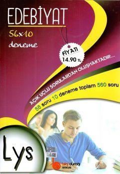 Bilgi Durağı LYS Edebiyat 56x10 Deneme