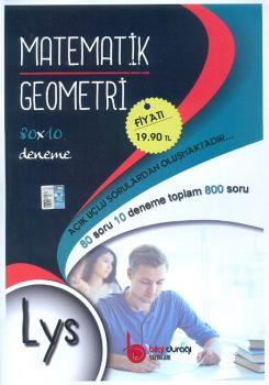 Bilgi Durağı LYS Matematik Geometri 30x10 Deneme
