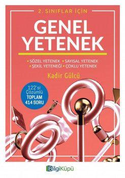 Bilgi Küpü Yayınları 2. Sınıf Genel Yetenek
