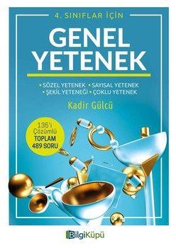 Bilgi Küpü Yayınları 4. Sınıf Genel Yetenek