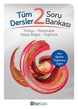 Bilgi Küpü Yayınları 2. Sınıf Tüm Dersler Soru Bankası