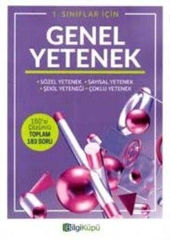 Bilgi Küpü Yayınları 1. Sınıflar İçin Genel Yetenek Kitabı
