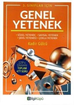 Bilgi Küpü Yayınları 3. Sınıflar İçin Genel Yetenek Kitabı