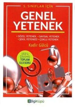 Bilgi Küpü Yayınları 5. Sınıflar İçin Genel Yetenek Kitabı