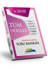 Bilgi Kuşağı Yayınları 6. Sınıf Tüm Dersler Soru Bankası