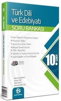 Bilgi Sarmal 10. Sınıf Türk Dili ve Edebiyatı Soru Bankası