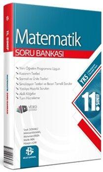 Bilgi Sarmal 11. Sınıf Matematik Soru Bankası