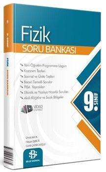 Bilgi Sarmal 9. Sınıf Fizik Soru Bankası