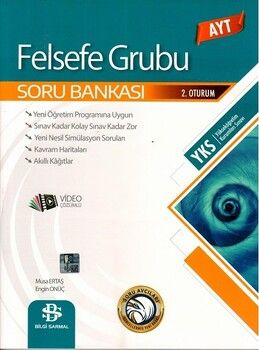 Bilgi Sarmal AYT Felsefe Soru Bankası