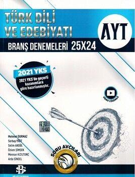 Bilgi Sarmal AYT Türk Dili ve Edebiyatı 25 x 24 Denemeleri