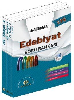 Bilgi Sarmal LYS Edebiyat Soru Bankası 4 Kitap