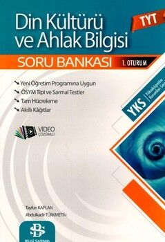 Bilgi Sarmal TYT Din Kültürü ve Ahlak Bilgisi Soru Bankası