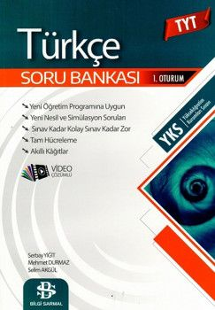 Bilgi Sarmal Yayınları TYT Türkçe Soru Bankası