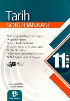 Bilgi Sarmal Yayınları 11. Sınıf Tarih Soru Bankası