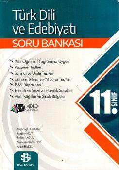 Bilgi Sarmal Yayınları 11. Sınıf Türk Dili ve Edebiyatı Soru Bankası