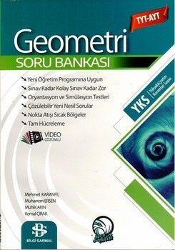 Bilgi Sarmal Yayınları TYT AYT Geometri Soru Bankası