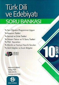 Bilgi Sarmal Yayınları 10. Sınıf Türk Dili ve Edebiyatı Soru Bankası