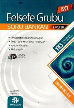 Bilgi Sarmal Yayınları AYT Felsefe Grubu Soru Bankası