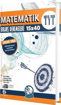 Bilgi Sarmal Yayınları TYT Matematik Soru Avcısı Branş Denemeleri
