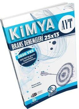 Bilgi Sarmal Yayınları AYT Kimya 25 x 13 Denemeleri