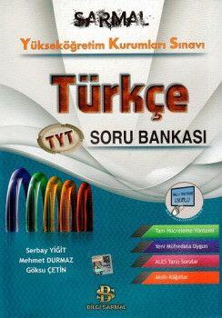 Bilgi Sarmal Yayınları YKS 1. Oturum TYT Türkçe Soru Bankası