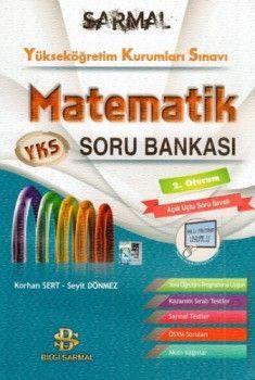 Bilgi Sarmal Yayınları YKS 2. Oturum Matematik Soru Bankası