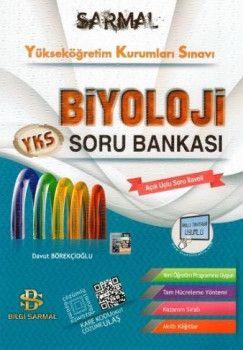 Bilgi Sarmal Yayınları YKS 2. Oturum Biyoloji Soru Bankası