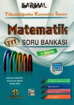 Bilgi Sarmal Yayınları YKS 1. Oturum TYT Matematik Soru Bankası