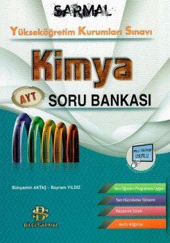 Bilgi Sarmal Yayınları YKS 2. Oturum AYT Kimya Soru Bankası