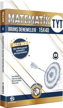Bilgi Sarmal Yayınları TYT Matematik 15 x 40 Branş Denemeleri