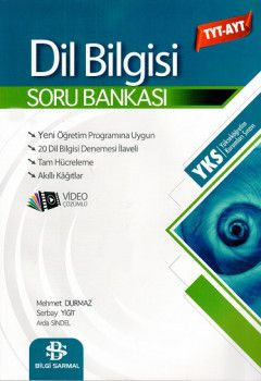 Bilgi Sarmal Yayınları TYT AYT Dil Bilgisi Soru Bankası