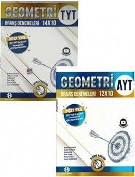 Bilgi Sarmal Yayınları TYT AYT Geometri 12 x 10 Branş Denemeleri