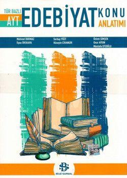 Bilgi Sarmal Yayınları AYT Edebiyat Konu Anlatımı