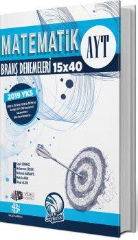 Bilgi Sarmal Yayınları AYT Matematik Branş Denemeleri