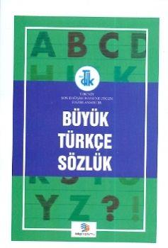 Bilgi Toplumu Yayınları Büyük Türkçe Sözlük Küçük Boy
