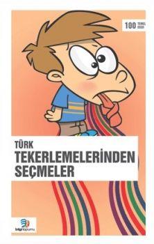 Bilgi Toplumu Yayınları Türk Tekerlemelerinden Seçmeler