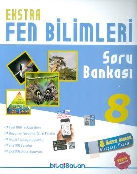 Bilgisalan Yayınları 8. Sınıf TEOG Ekstra Fen Bilimleri Soru Bankası
