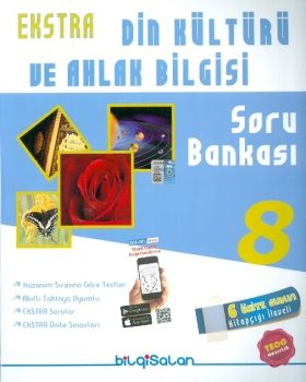 Bilgisalan Yayınları 8. Sınıf TEOG Ekstra Din Kültürü ve Ahlak Bilgisi Soru Bankası