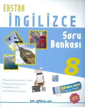 Bilgisalan Yayınları 8. Sınıf TEOG Ekstra İngilizce Soru Bankası